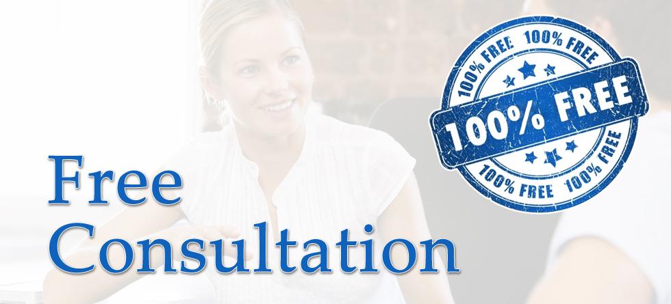 100% Free Consultation